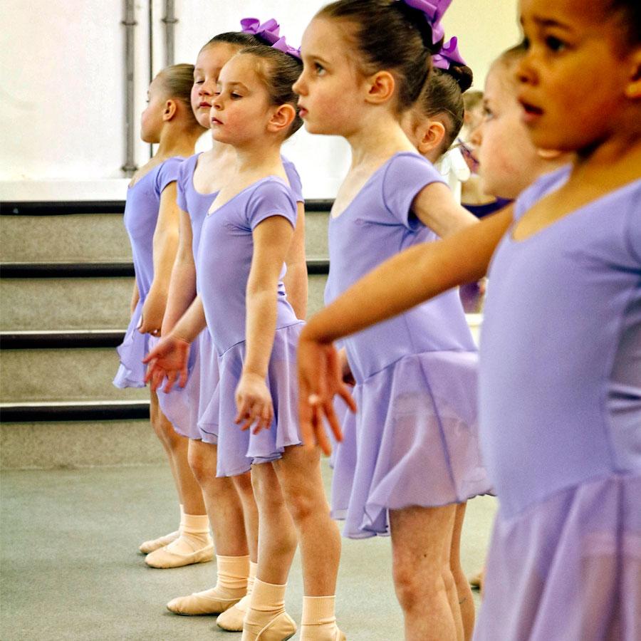 Child's ballet